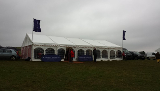 Charles stanley tent